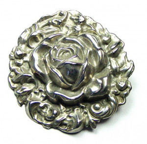 195031  Turn of the Century Repousse Rosette  - Product Image