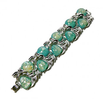 196209  Moonglow Lucite Cab Bracelet - Product Image