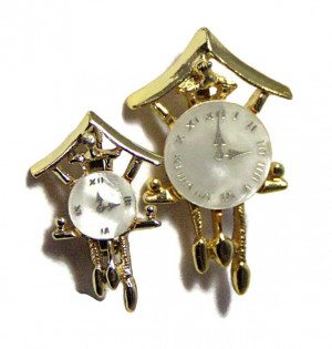 196103  Tick-Tock Scatter Pins - Product Image