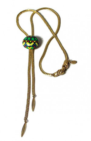 196116  Hobe Adjustable Snake Chain Lariat - Product Image
