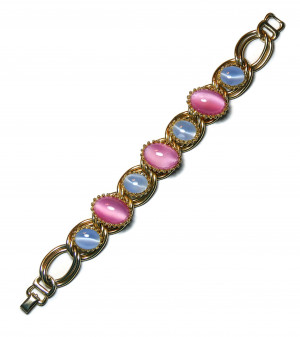 196207  Pastel Cabochon Bracelet - Product Image