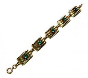 196212  Harry Isken Gold Filled Bracelet - Product Image