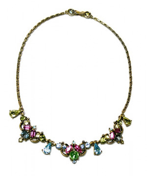 203008   Unsigned Hollycraft Necklace - Product Image