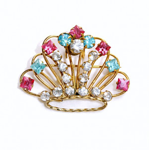 2030077  Iskin GF Pin Pendant Crown - Product Image