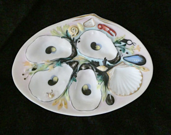 RWOP0001  UPW Oyster Plate - Product Image
