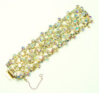 2040041  Caviness Extra Wide Super Glitz Bracelet - Product Image