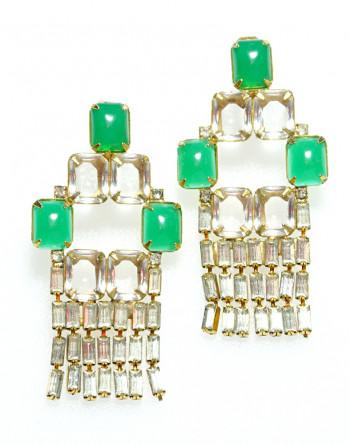 2040060  KJL Dangle Earrings - Product Image