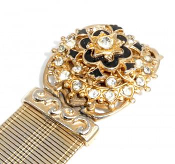 216107  Karu Rhinestone & Enamel Bracelet - Product Image
